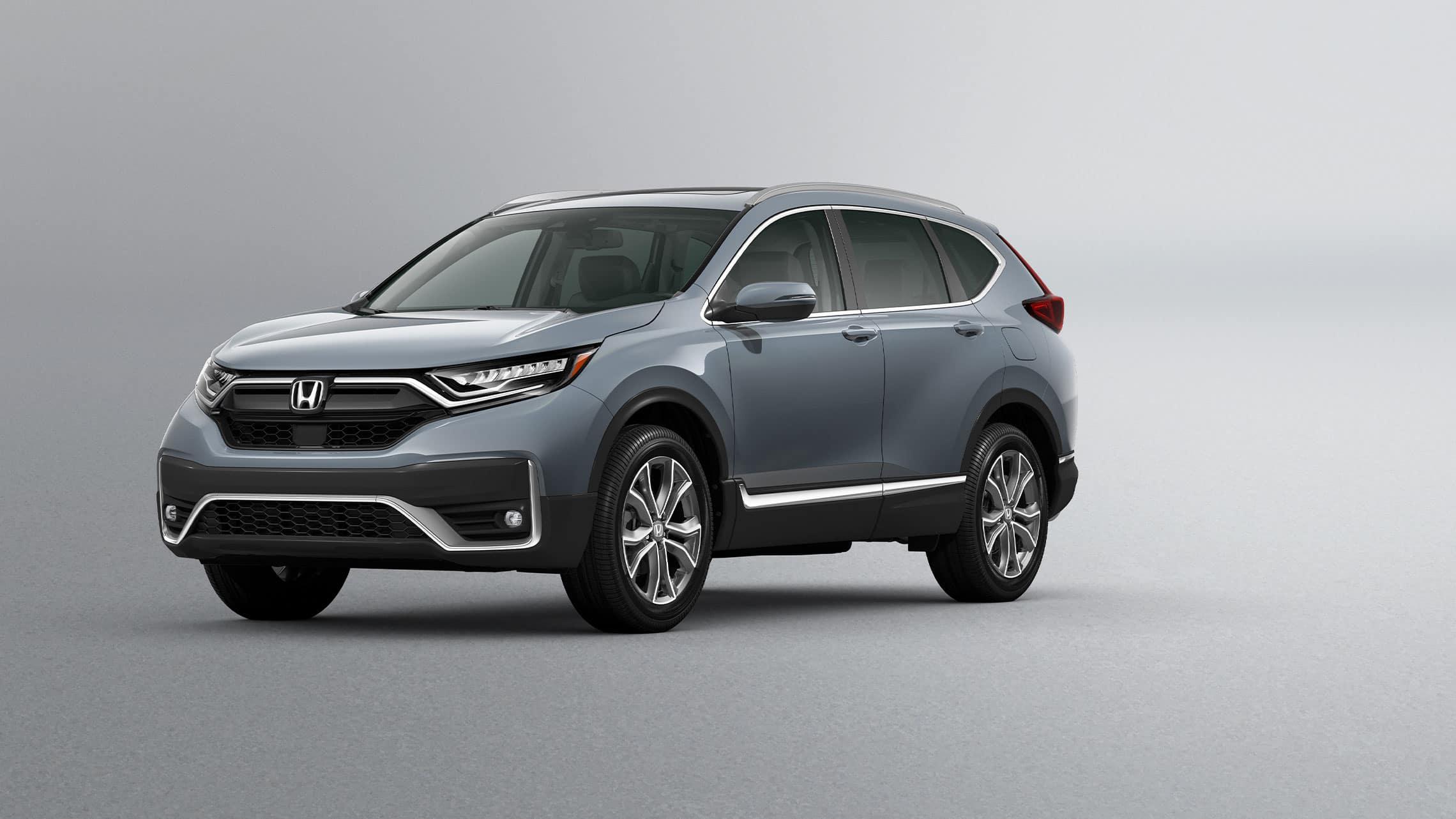 2021 honda cr-v - the midsize turbocharged or hybrid suv